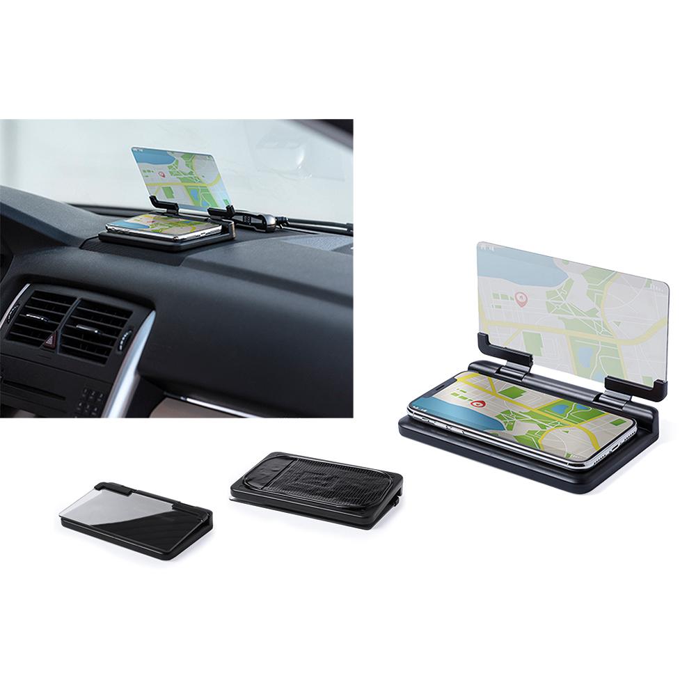 Araç İçi Telefon Destek Ekranı